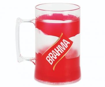 Caneca Gel 430ml Brahma