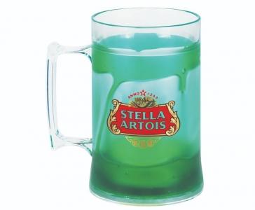 Caneca Gel 430ml Stella Artois