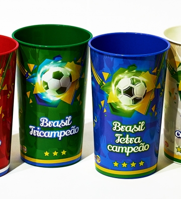 Copo 600ml Copa do Mundo 2018