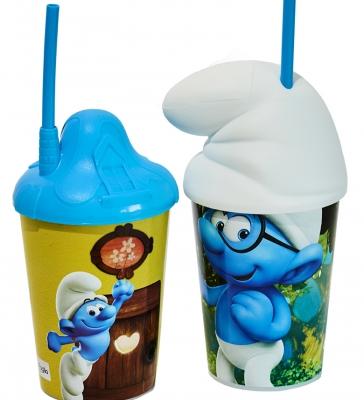Copo Smurfs – Aventura Encantada