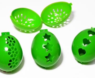 Capsula para decoração de ovo